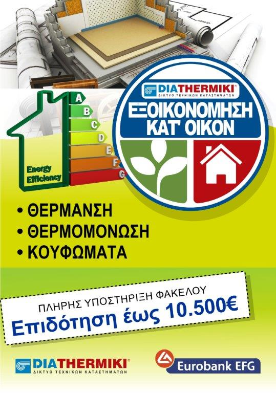 Banner site energy save at home