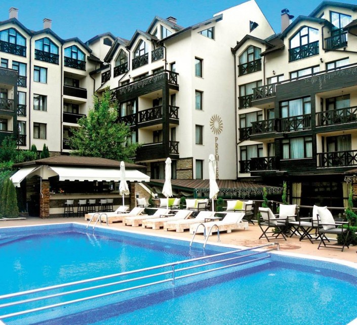Premier Luxury Mountain Resort στο Bansko