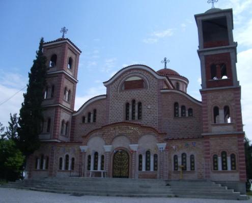 Ιερός Ναός Υπαπαντής του Χριστού Πατρίδα