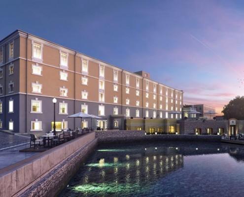 Hydrama Ξενοδοχείο 5* στη Δράμα